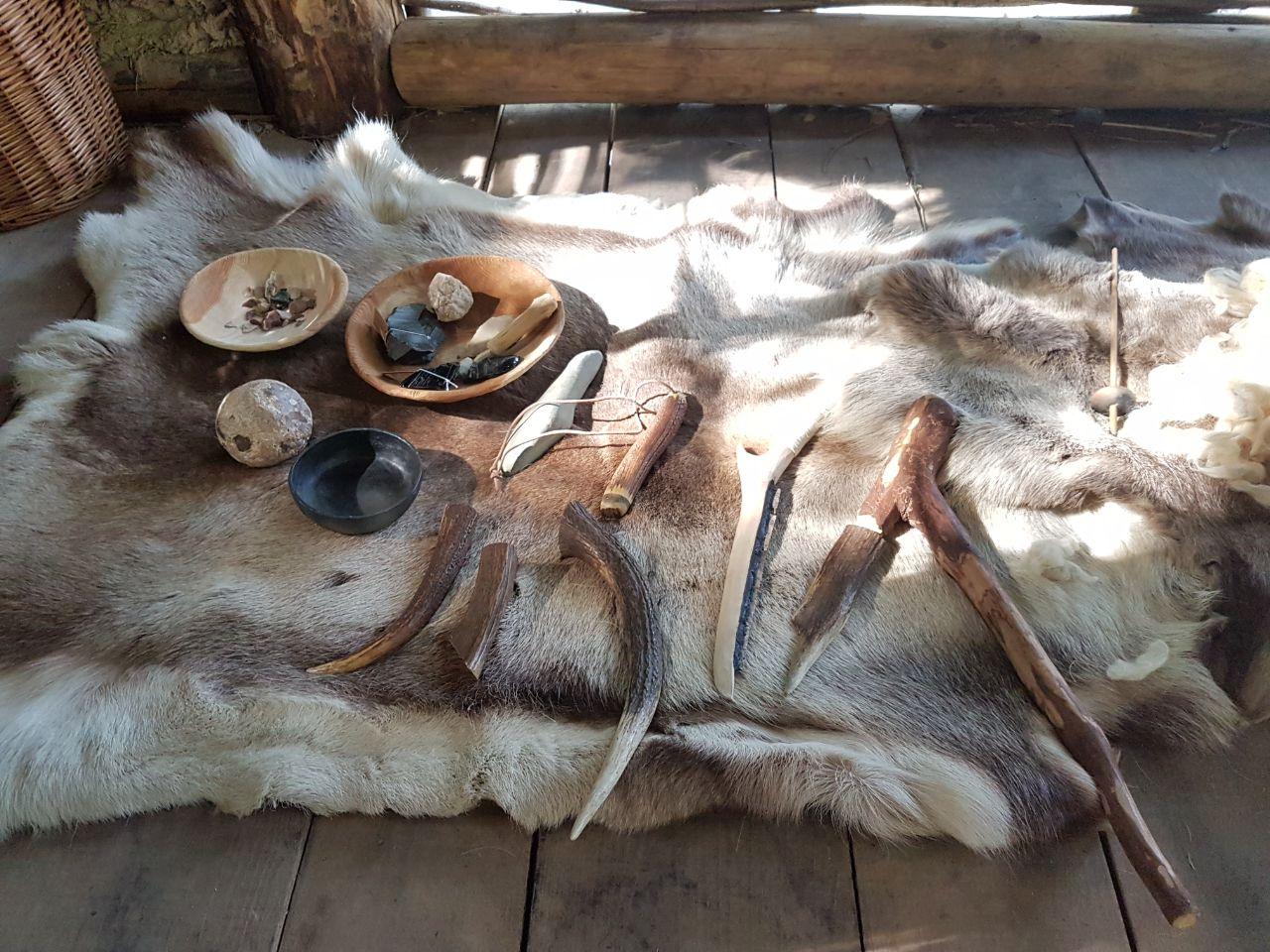 parco archeologico del lago pistono